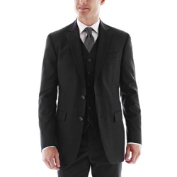 Executive Super Wool Suit Jacket by Stafford in Fight Club