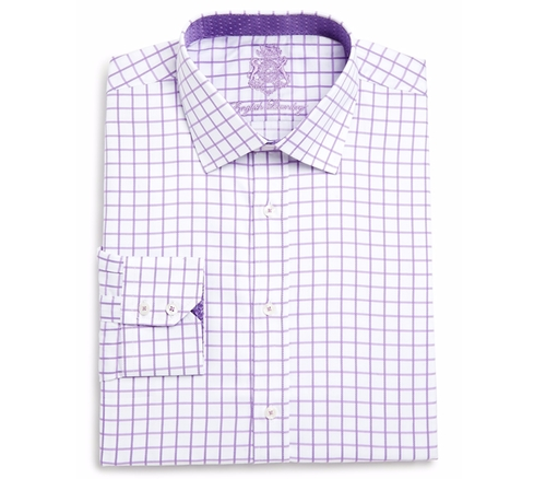 Check Dress Shirt by English Laundry in Modern Family - Season 7 Episode 20