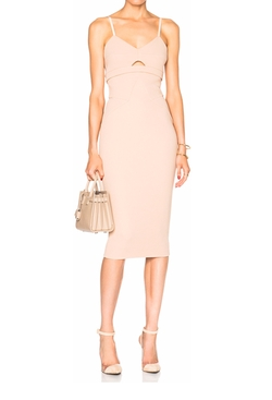 Matte Crepe Cami Dress by Victoria Beckham in Keeping Up With The Kardashians