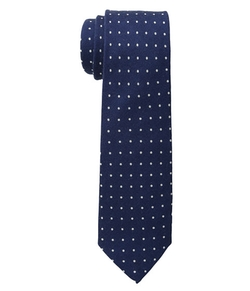 Polka Dot Wool Tie by Cufflinks Inc. in Scandal