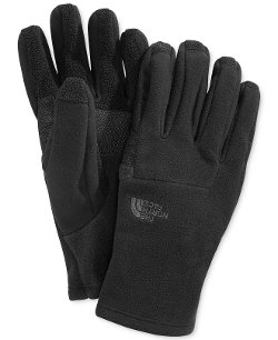 Windwall Etip Fleece Gloves by The North Face in The Town
