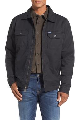 'Krypto' Bedford Cord Jacket by Cova in Arrow