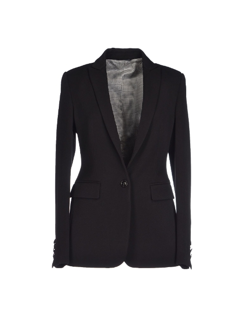 Cotton Twill Blazer by Daniele Alessandrini in Ant-Man