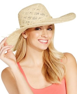 Subtle Weave Floppy Hat by August Hats in The Hangover