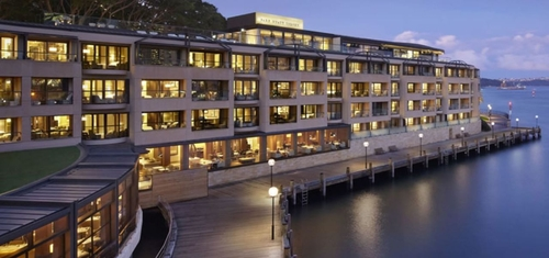 Park Hyatt Sydney Sydney, New South Wales in Keeping Up With The Kardashians - Season 11 Episode 13 - Unforeseen Future