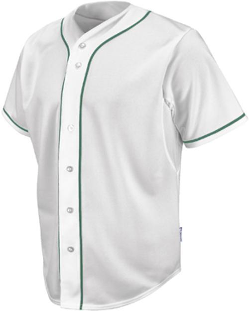 HD Blank Braided Custom Baseball Jersey by MLB Cool Base in Million Dollar Arm