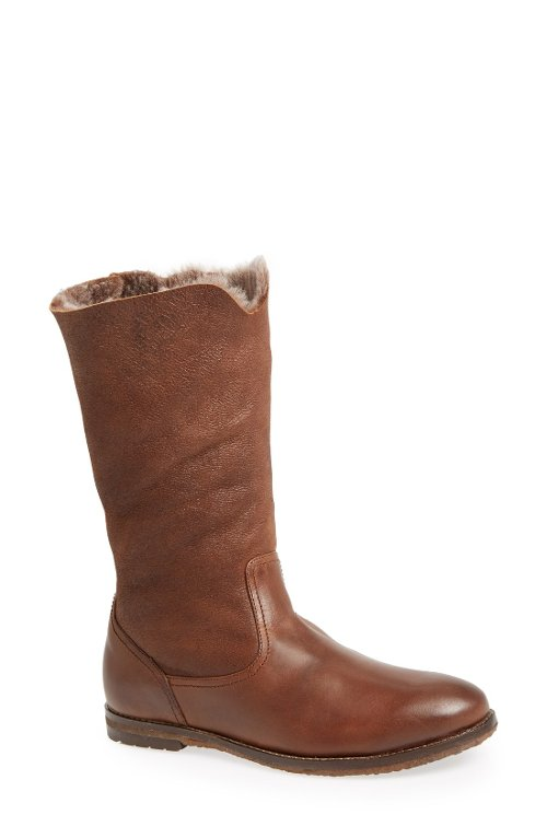 Ava Shearling Boot by Trask in Furious 7
