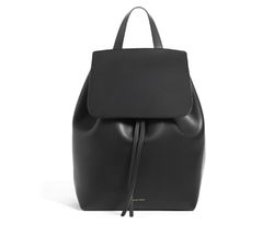 Leather Backpack by Mansur Gavriel in Keeping Up With The Kardashians