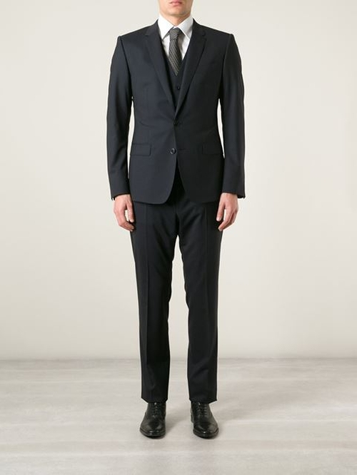 Classic Three-Piece Suit by Dolce & Gabbana in Suits - Season 5 Episode 1