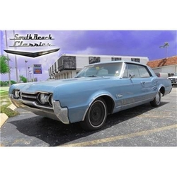 1967 Cutlass Car by Oldsmobile in Ashby