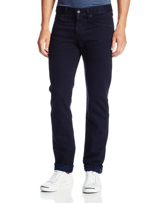 Men's Matchbox Selvage Jeans by AG Adriano Goldschmied in Birdman