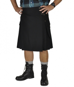 Edge Kilt by Sport Kilt in On Her Majesty's Secret Service