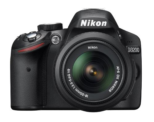 D3200 24.2 MP CMOS Digital SLR by Nikon in Into the Storm