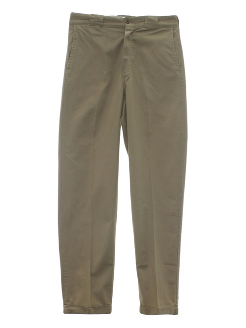 Twill Uniform Pants by Sanforized in The Finest Hours
