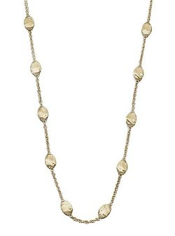 Siviglia Gold Station Necklace by Marco Bicego in Entourage