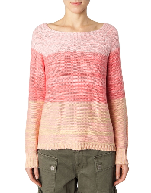 Linen-Blend Ombre Sweater by Sanctuary in Me and Earl and the Dying Girl