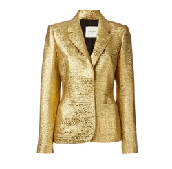 Metallic Blazer by Lanvin in Keeping Up With The Kardashians