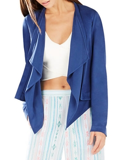 Donnie Draped Front Jacket by BCBGMAXAZRIA in Pretty Little Liars