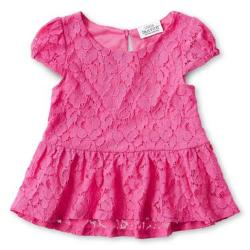 Peplum Top by Little Maven by Tori Spelling in Neighbors