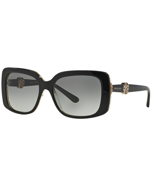 Square Sunglasses by BVLGARI in Scream Queens - Season 1 Episode 7