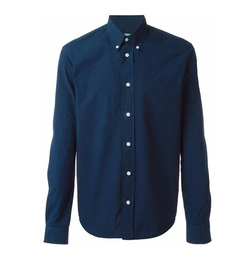 Button Down Shirt by Kenzo in Me Before You