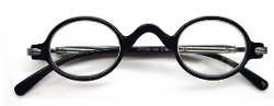 Vintage Style Reading Glasses by Boomer Eyeware in Pan