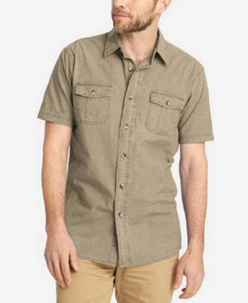Short-Sleeve Shirt by G.H. Bass & Co. in Hell or High Water