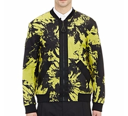 Reversible Bomber Jacket by Alexander Wang in Empire