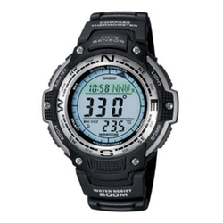 Mens Compass/thermometer Solar Watch by Casio in Everest