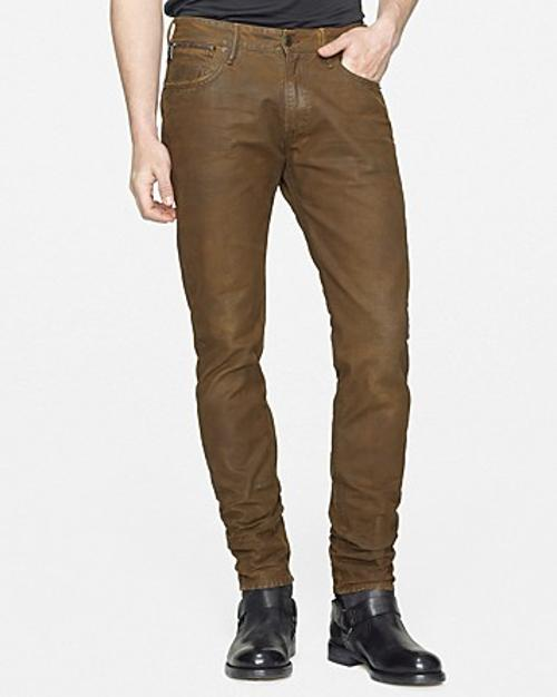 Slim-Fit Pitman-Wash Spar Jean by Ralph Lauren Black Label in The Expendables 3
