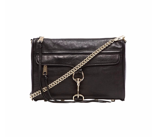 Mac Clutch Bag by Rebecca Minkoff in Pretty Little Liars - Season 6 Episode 15