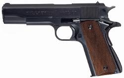 M1911A1 by Remington in X-Men: Days of Future Past