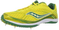 Kilkenny Spike Running Shoes by Saucony in McFarland, USA