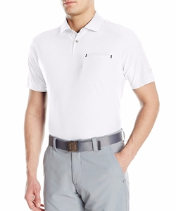 Men's Threadborne Tips Polo Shirt by Under Armour in Ballers