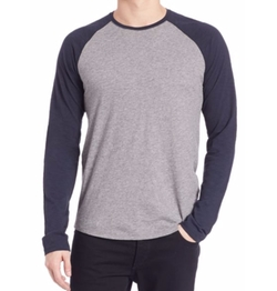 Slub Raglan T-Shirt by Vince in XOXO