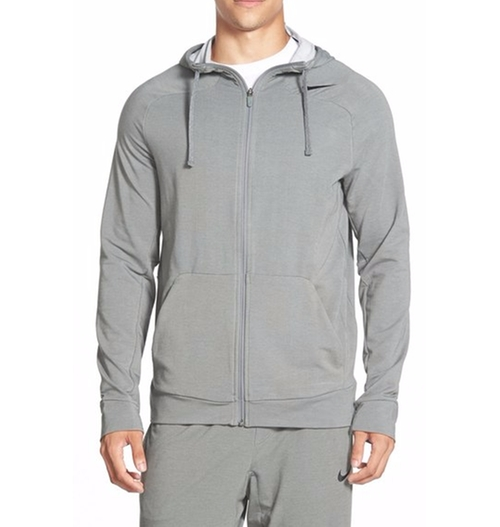 Dri-Fit Touch Fleece Full Zip Hoodie by Nike in Casual - Season 2 Preview