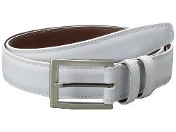 Aniline Leather Belt by Torino Leather Co. in Horrible Bosses 2