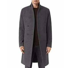 Olson Coat by All Saints in Quantico