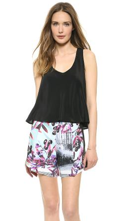 Sleeveless Crop Top by Otte New York in Beyond the Lights