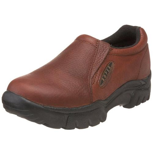 Women's 601 Performance Slip-On by Roper in Prisoners