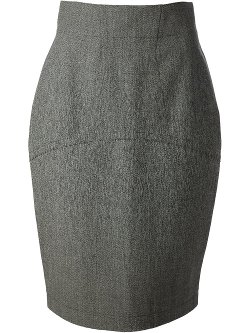 Lantern Skirt by Alaïa Vintage in McFarland, USA