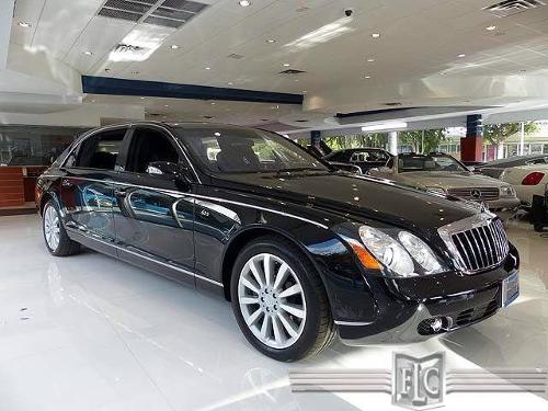 Maybach 62 S by Maybach in Limitless