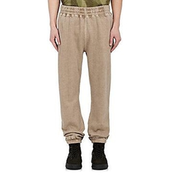 Season 3 Cotton Terry Sweatpants by Yeezy in Keeping Up With The Kardashians
