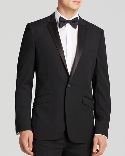 Devore Tux Jacket by Theory in Sex and the City 2
