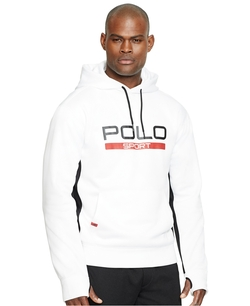 Tech Fleece Hoodie by Polo Ralph Lauren in Keanu