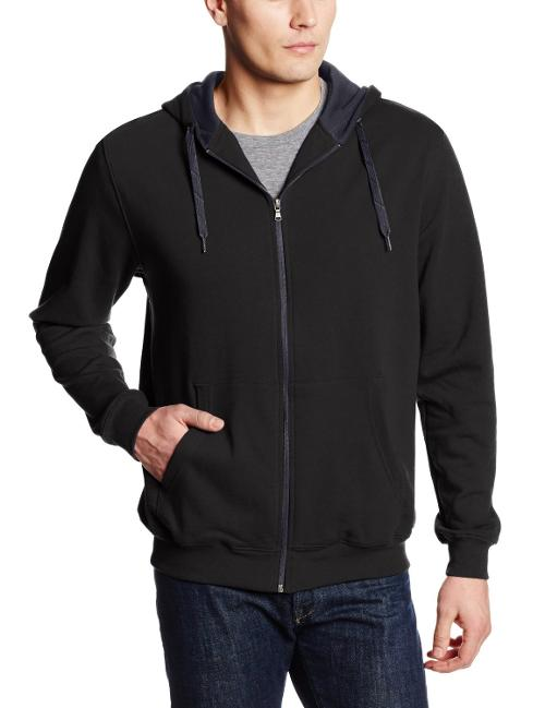 Men's Vapore Water-Repellent Sweatshirt by Charles River Apparel in Brick Mansions