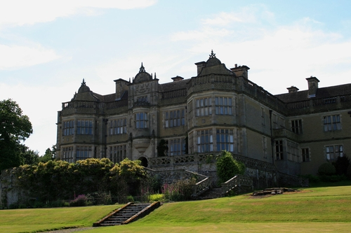 Stokesay Court Shropshire, United Kingdom in Atonement
