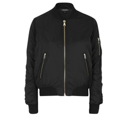 MA1 Zip Bomber Jacket by Topshop in Pretty Little Liars