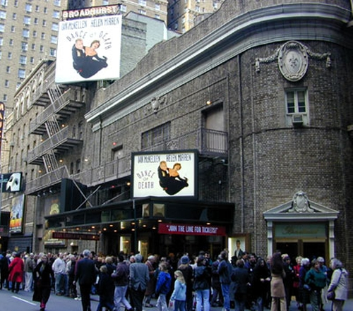 Broadhurst Theatre New York City, New York in Birdman