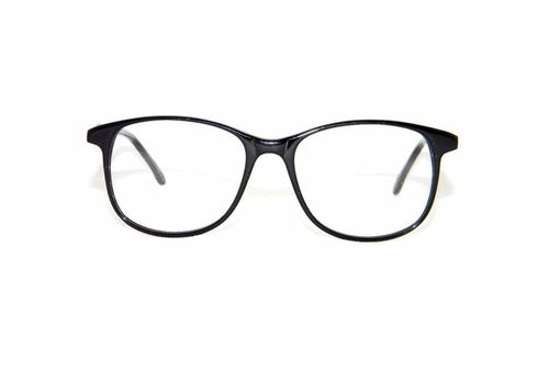 Round Retro Optical Frame Eyeglasses by Vuarnet in American Housewife - Season 1 Preview